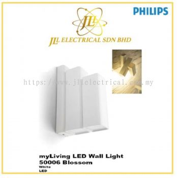 PHILIPS 50006 BLOSSOM WALL - WHITE