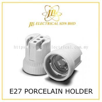 E27 PORCELAIN HOLDER