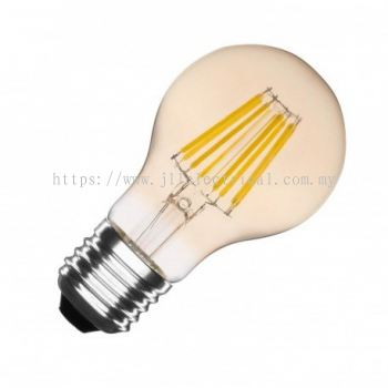 PHILIPS LED CLASSIC GOLD 7.5-60W 2000K A60 (DIMMABLE)