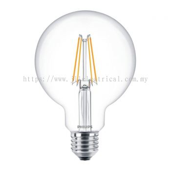 PHILIPS LED CLASSIC (NON DIMMABLE0) 6-70W /806lm G93 WARM WHITE (2700K)