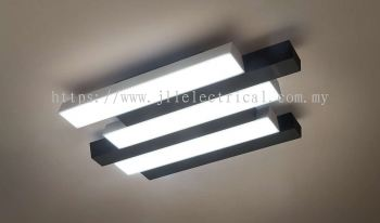 PHILIPS 58081 PIANO CEILING LAMP LED BLACK 1x32W 915005059501