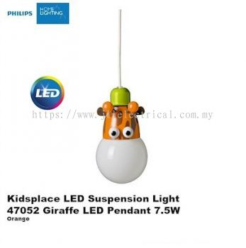 PHILIPS 47052 GIRAFFE LED PENDANT 1X7.5W-915005143901
