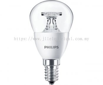 PHILIPS 5.5-40W LED Ping Pong 470lm B35/P45 Warm White (2700K)