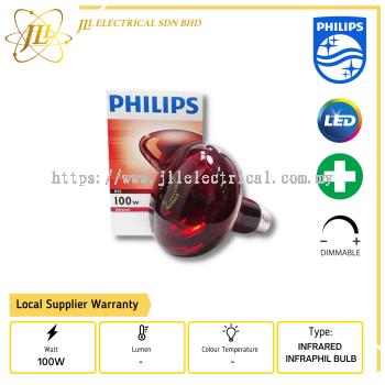 PHILIPS R95 100W E27 INFRAPHIL
