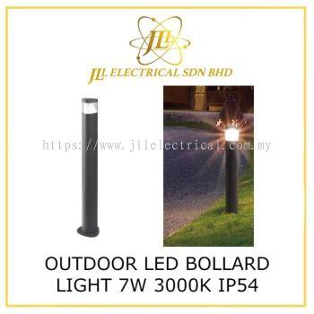 DESS GL13703 DG LED 6W/520lm OUTDOOR BOLLARD LIGHT