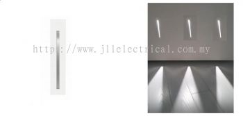 DESS GLPR4217 RECESSED WALL LIGHT/ STEP LIGHT