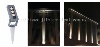 DESS OUTDOOR SPIKE LIGHT 3000K GLPR1836-24V