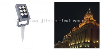 DESS OUTDOOR LED SPIKE LIGHT 3000K GLPR1845-24V