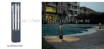 DESS OUTDOOR LED POLE LAMP GLHI9453-650