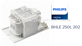 PHILIPS BHLE 250L 202 METAL HALIDE CHOKE