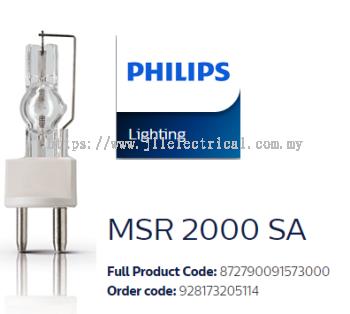 PHILIPS MSR 2000 SA