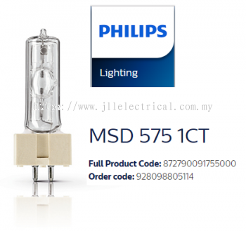 PHILIPS MSD 575