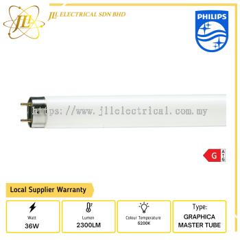 PHILIPS MASTER TL-D 90 GRAPHICA 36W/950 10/BOX