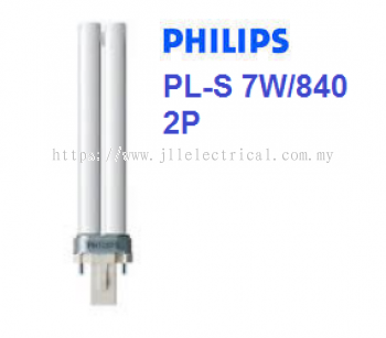 PHILIPS PL-S 7W/840 2PIN