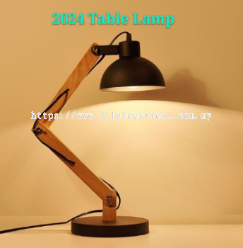 MODEL 2024 TABLE LAMP EXCLUDE LED BULB