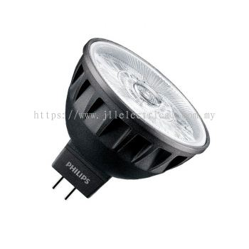 PHILIPS LED HIGH LUMAN MR16 9W/1200LM DIMMABLE WARM WHITE 3000K BEAN ANGLE 36'