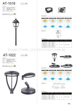 AT1019 AT1022 TOP POST LED LANTERN