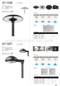 AT1026 AT1027 TOP POST LED LANTERN