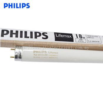 PHILIPS TL-D 18W/765 2 FEET LIFEMAX STANDARD COLOR TLD