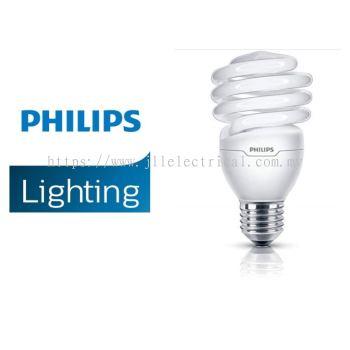 PHILIPS TORNADO 12W E27 ENERGY SAVER BULBS 27K WARM WHITE