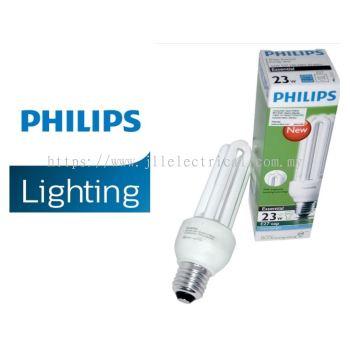 PHILIPS ESSENTIAL PLCE 23W E27 WARM WHITE