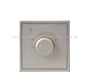 SIMON SWITCH 45E101 500W ROTARY DIMMER (INCANDESCENT BULB) CHAMPAGNE