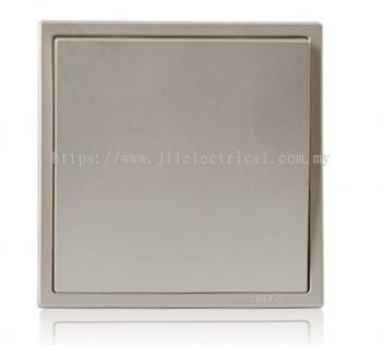 SIMON SWITCH i7 701011F 16A 1 GANG AUTO GATE PUSH BUTTON / MEMENTARY SWITCH GOLDEN CHAMPAGNE