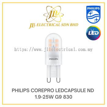 PHILIPS CorePro LEDcapsule ND 1.9-25W G9 830 929001364702