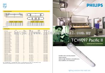 PHILIPS TCW097 T8 IP65 ANTI CORROSIVE PACIFIC II