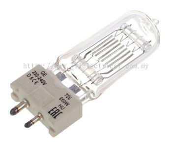GE T26 HALOGEN LAMP