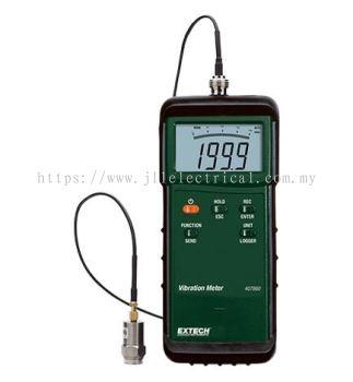 Extech 407860: Heavy Duty Vibration Meter
