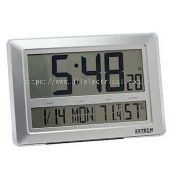 Extech CTH10A: Digital Clock/Hygro-Thermometer