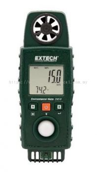 Extech EN510 Ten-In-One Environmental Meter
