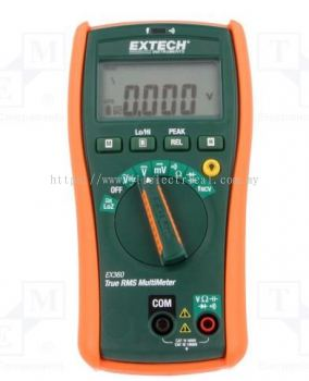 EX360 - 8 Function Electrial Digital Multimeter, EX360 Series, 6000 Count, True RMS, Auto Range
