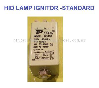 TPLITE MI400 240V 50/60Hz HID LAMP IGNITOR MH35-400W / SON 70-400W