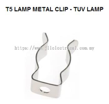 T5 METAL CLIPS FOR TUV & T5 LED LAMP (2PCS)