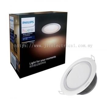 "PHILIPS 51108 10.5W D150 GARNEA HUE WHITE AMBIENCE 6"" DOWNLIGHT 915005754501"