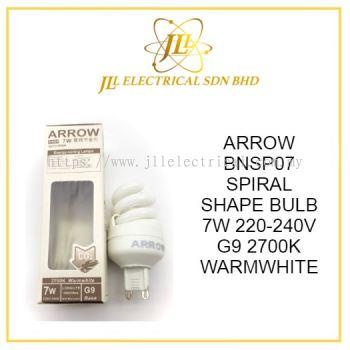 ESB9035 ARROW G9 7W SPIRAL E27 FAN BULB-54