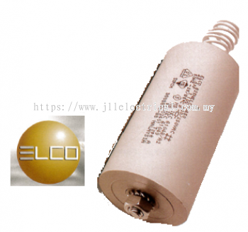 ELCO 8UF 240V 825 Series Lighting Capacitor