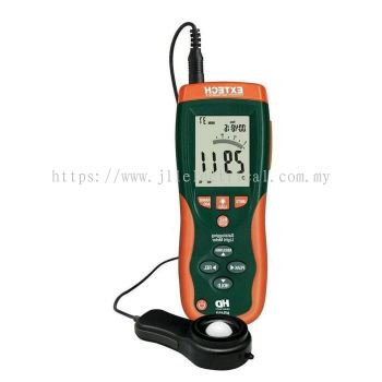 Extech HD450 Heavy DutyDatalogging Light Meter