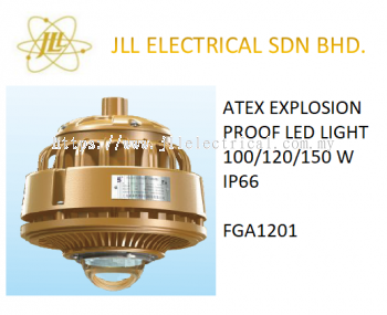EXPLOSION PROOF ATEX LED LIGHT 100/120/150W FGA1201. OFF SHORE PROFICIENT LED LIGHTS