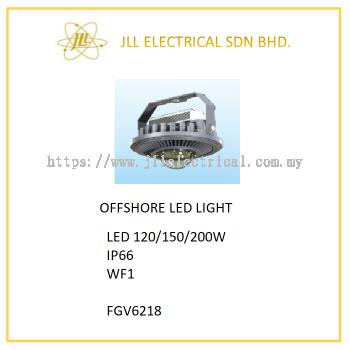 OFFSHORE LED LIGHT 120/150/200W FGV6218. OFFSHORE