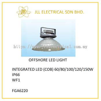 OFFSHORE LED FACTORY LIGHT 60/80/100/120/150W. OFFSHORE FACTORY LIGHT
