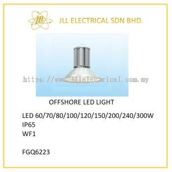 OFFSHORE LED FACTORY LIGHT 60/70/80/100/120/150/200/240/300W FGQ6223. OFFSHORE LED FACTORY LIGHT