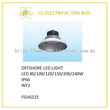 OFFSHORE LED FACTORY LIGHT 80/100/120/150/200/240W FGV6225. OFFSHORE LED FACTORY LIGHT