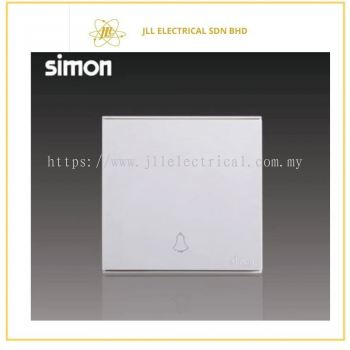 Simon Switch E6 726301-46 16A 1 Gang Doorbell Switch  White