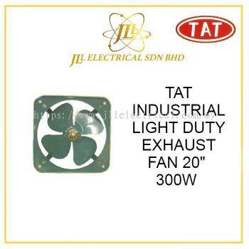 """TAT 20"""" INDUSTRIAL LIGHT DUTY EXHAUST FAN 300W"""