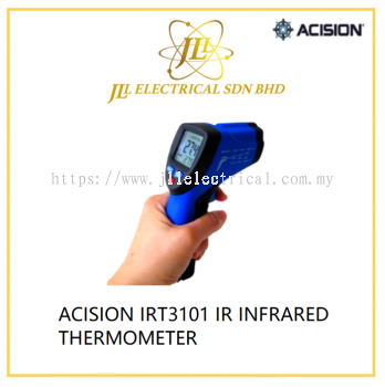 ACISION IRT3101 IR INFRARED THERMOMETER