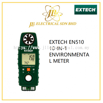 EXTECH EN510 10-IN-1 ENVIRONMENTAL METER