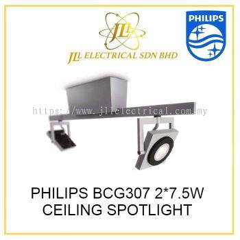 PHILIPS BCG307 2*7.5W CEILING SPOTLIGHT